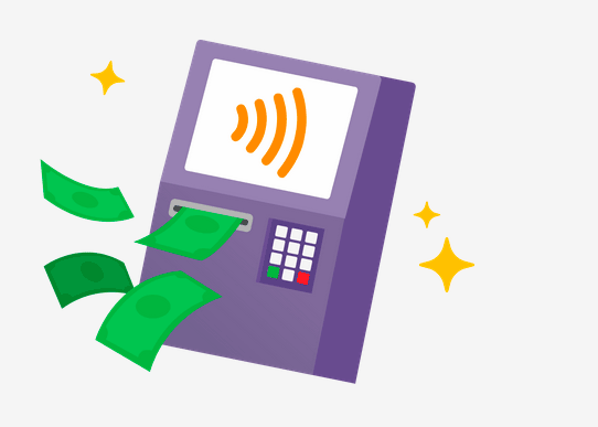 Снятие наличных с виртуальной карты QIWI в любых банкоматах с поддержкой NFC